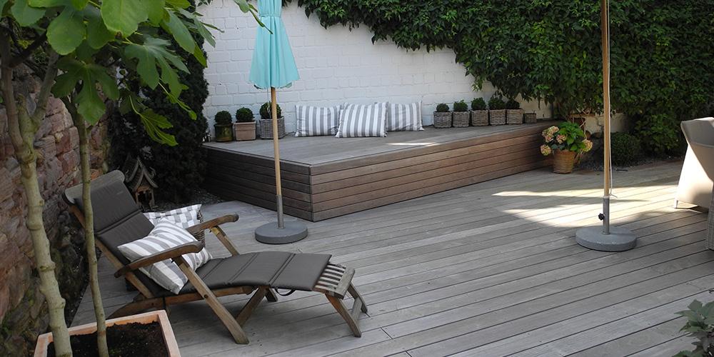 Planung Ihrer Holzterrasse oder Ihrer Poolverkleidung